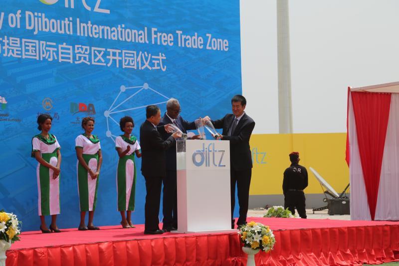 Djibouti launches China-built free trade zone - Chinadaily