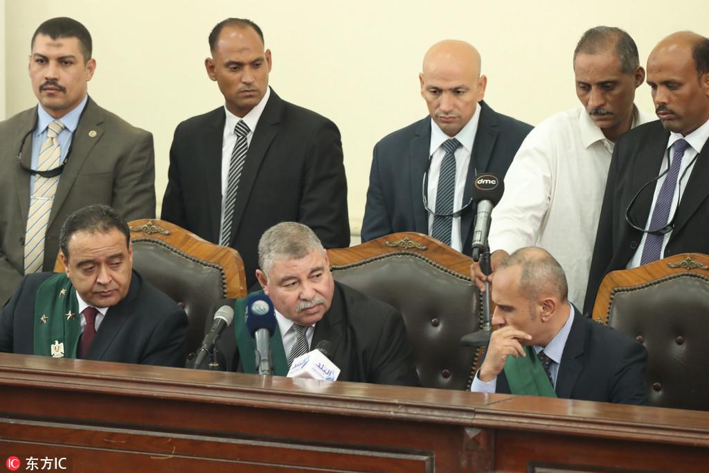 Egypt sentences 75 Brotherhood members to d