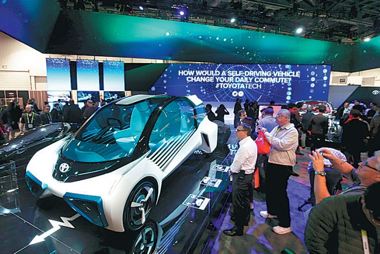Toyota to expand scale, shrink cost of hydrogen vehicles