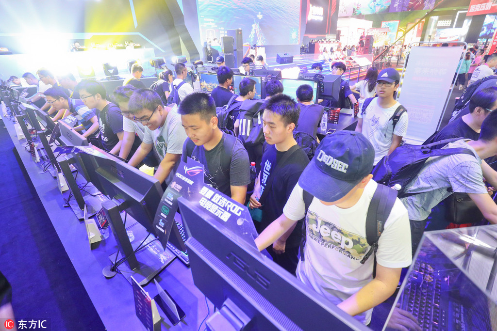Millennials driving gaming revenues - Chinadaily com cn