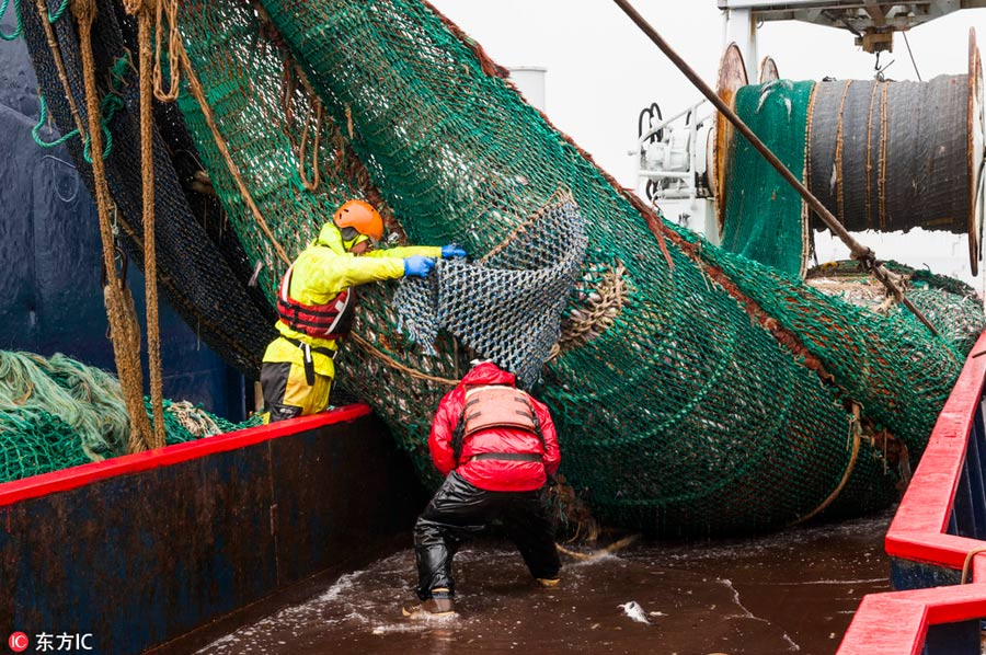 Politicians Seek Tariff Relief For Fishing Industry World