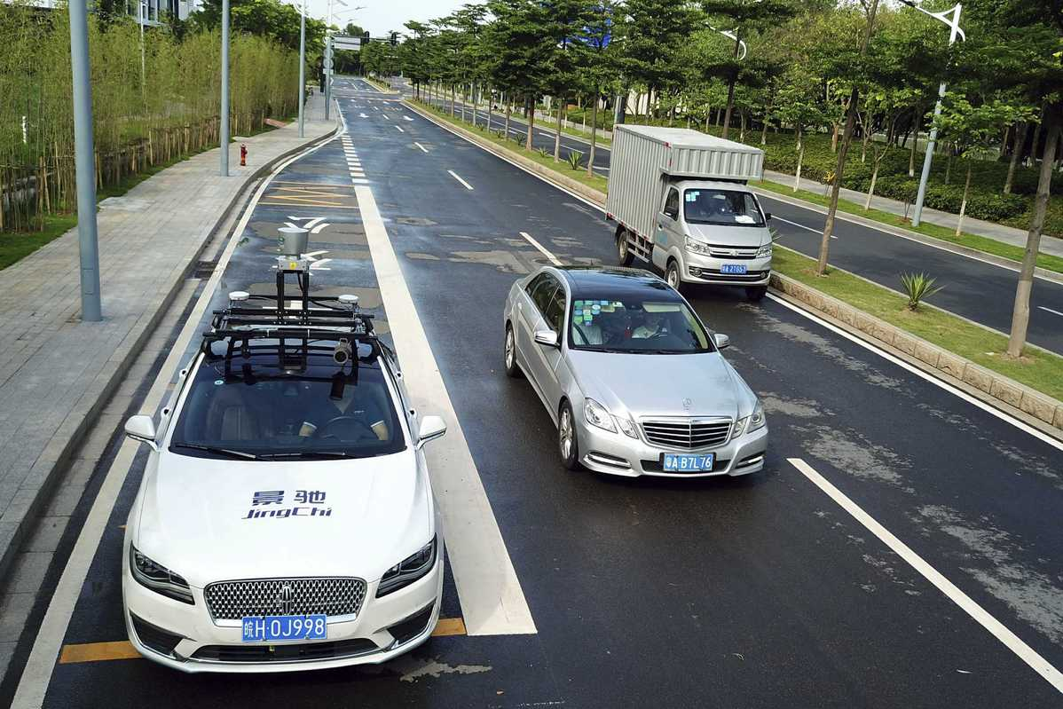 Country issues national standards for autonomous vehicle