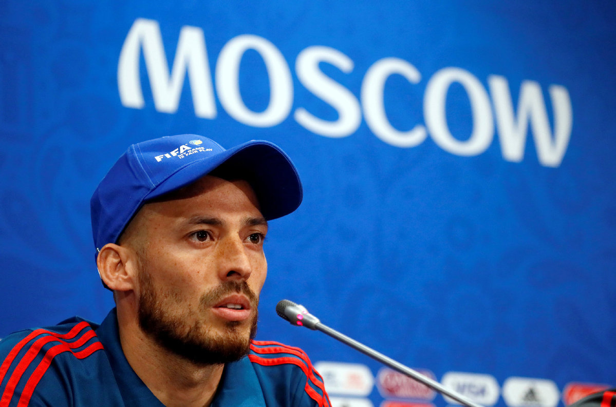 David Silva retires from global football with Spain