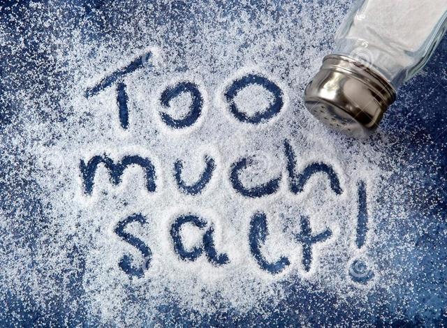 中国菜太咸?研究称多数中国人盐摄入量超标