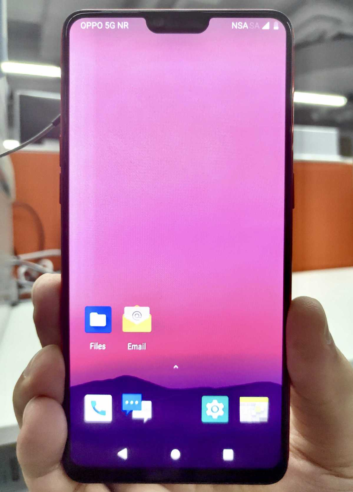 Oppo Getting Close To 5g Smartphone Chinadaily Com Cn