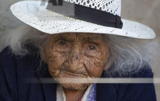 Bolivian woman might be world's oldest at nearly 118 - USA