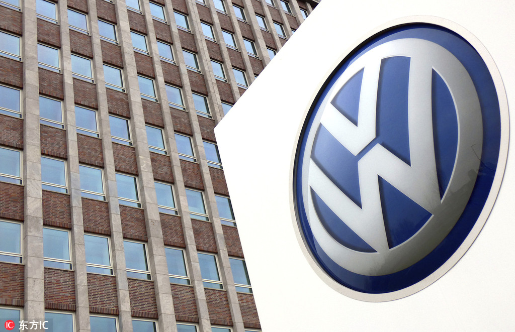 volkswagens china jv launches auto plant  tianjin europe chinadailycomcn