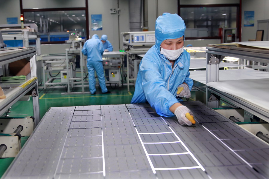 EU ends China solar panel trade controls