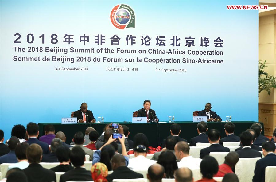 China signs MOUs with 37 African countries, AU on B&R