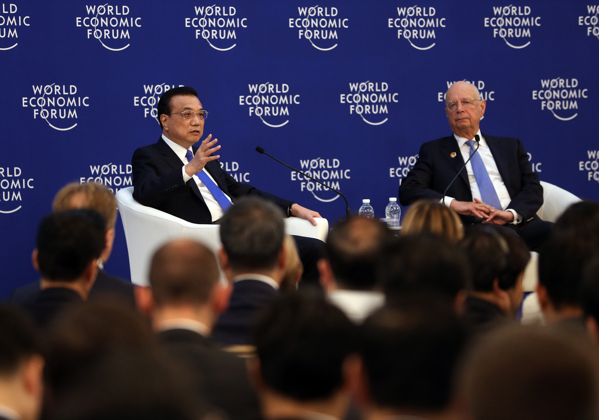 The 40th anniversary of the Davos Forum 01/27/2010 62