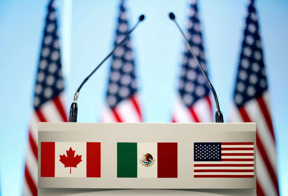 Canada, US Make Progress on NAFTA; No Deal Yet