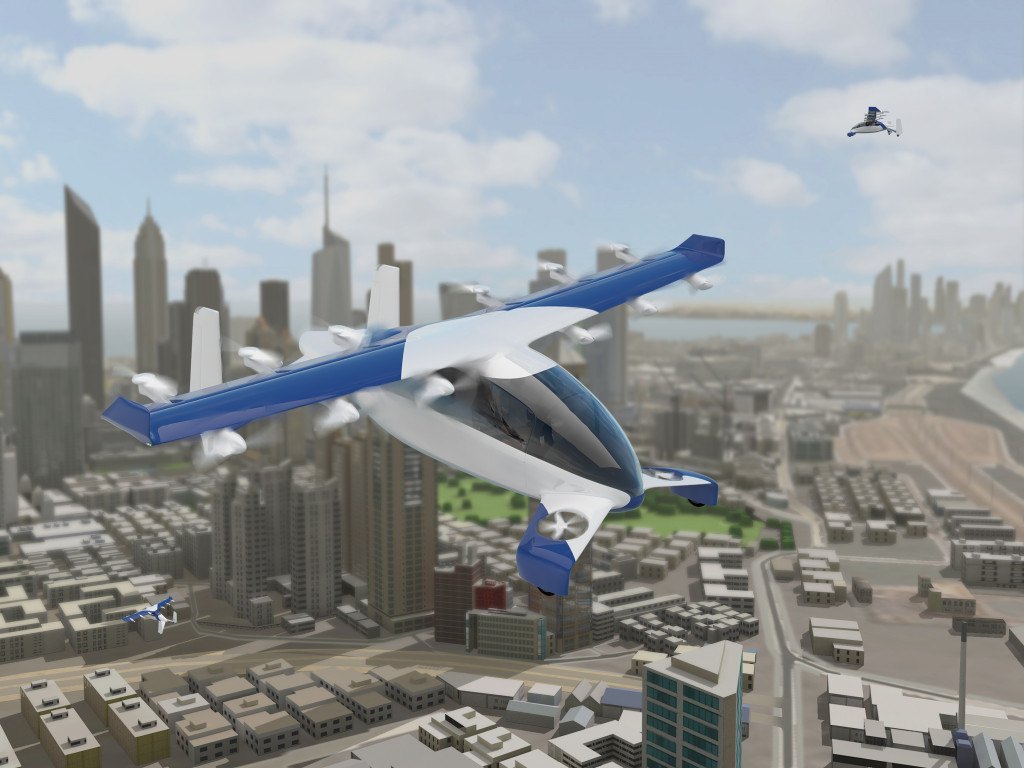 Flying cars are poised to take off