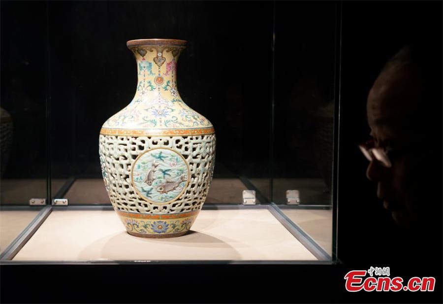 Ancient Vase Bowl Sold For Millions At Sothebys Hong Kong