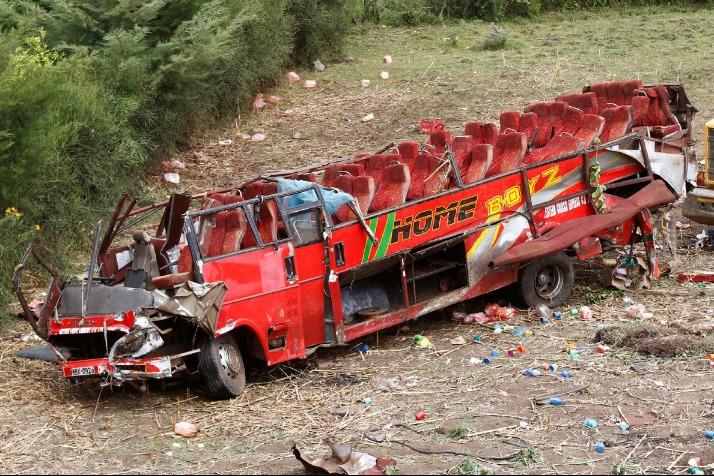 Death Toll From Kenya U0026 39 S Road Crash Rises To 56