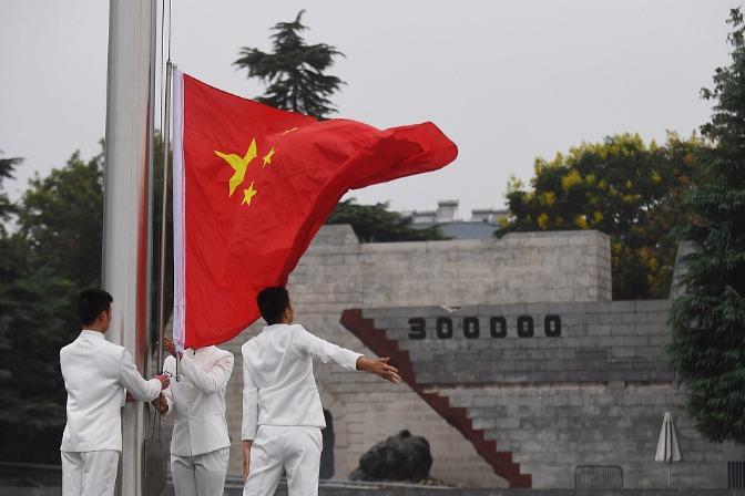 Police investigate online posts by Nanjing Massacre denier