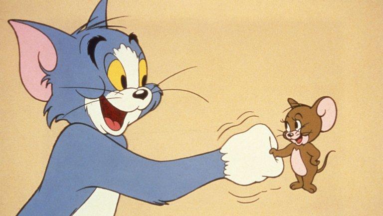 还记得儿时的汤姆和杰瑞吗 猫和老鼠 真人版要开拍了