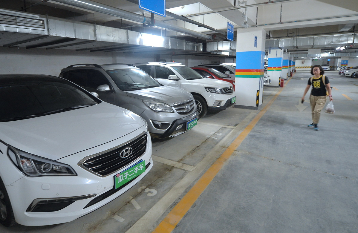 Used Car Dealer Raises 162m Usa Chinadaily Com Cn