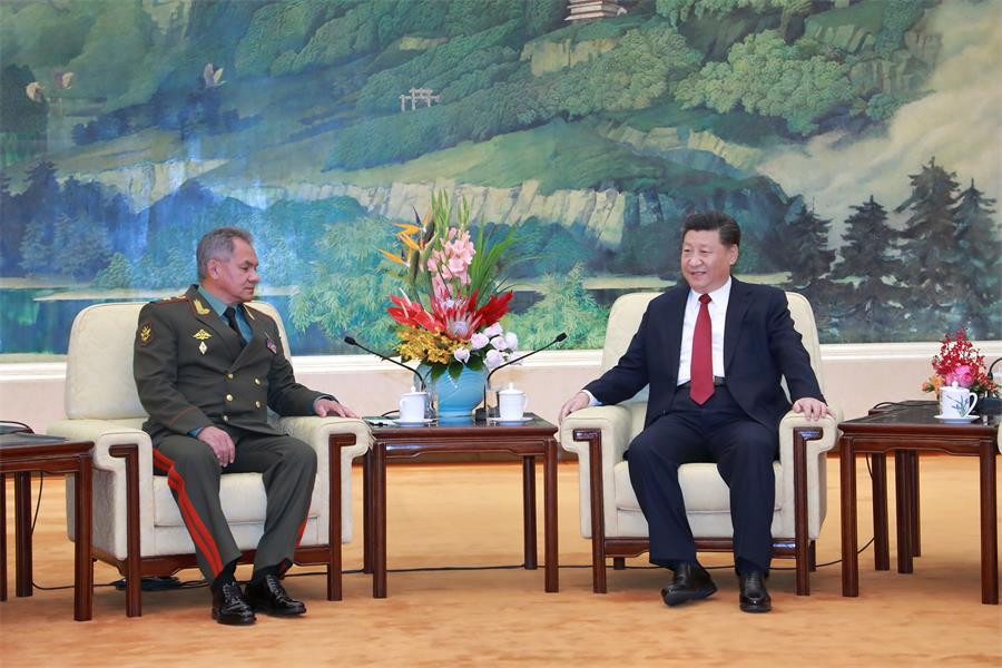 Xi calls China, Russia the key forces in promoting world peace, stability