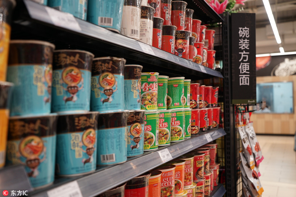 Could emergence of new restaurants bring instant noodles