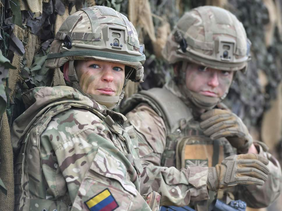 4c8d629c260 UK women allowed to apply for all military roles for first time ...