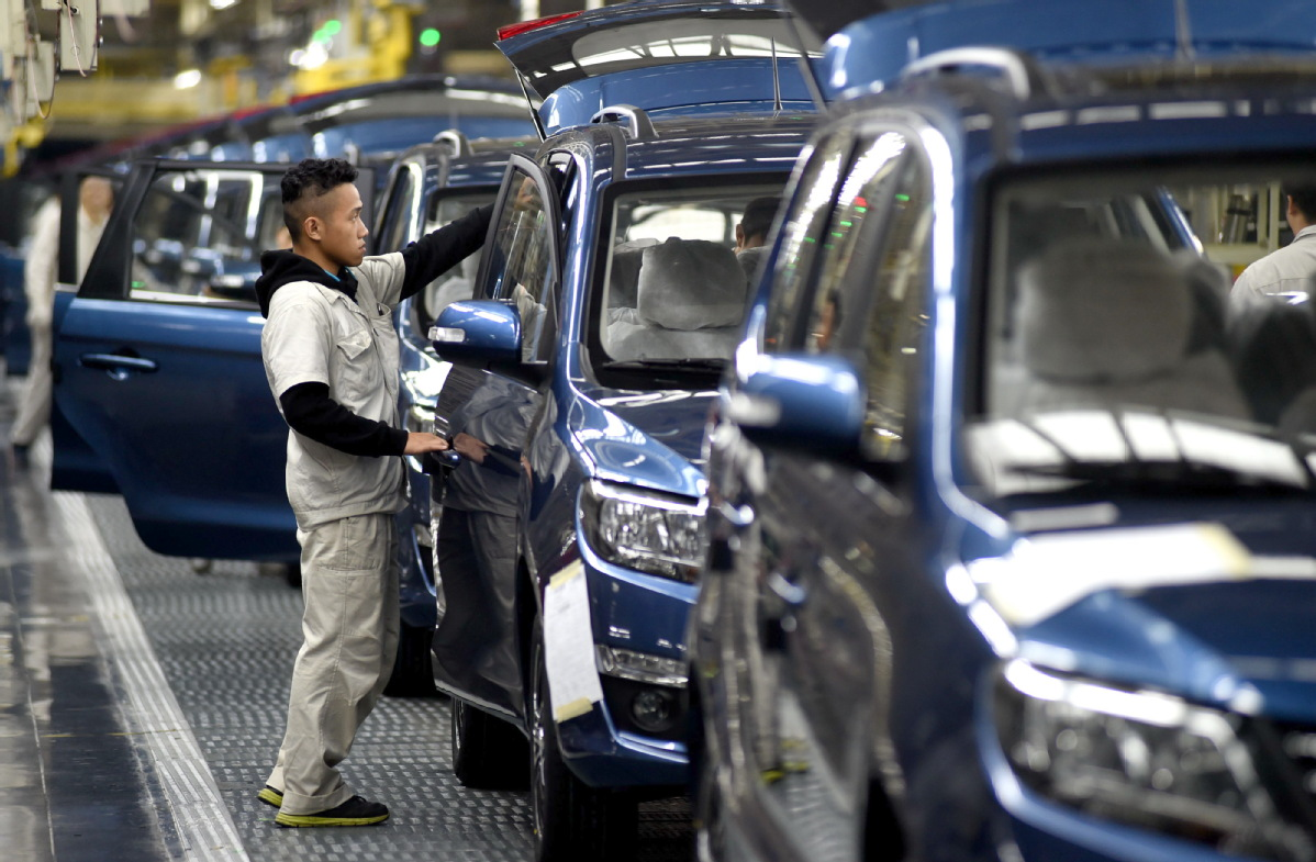 In China, began a great reform of the automotive industry