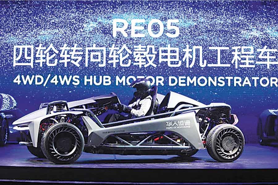Human Horizons makes future mobility a reality - Chinadaily