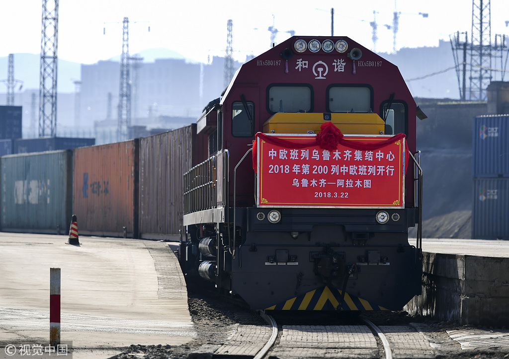 Logistics hub promotes exports and efficiency - Chinadaily