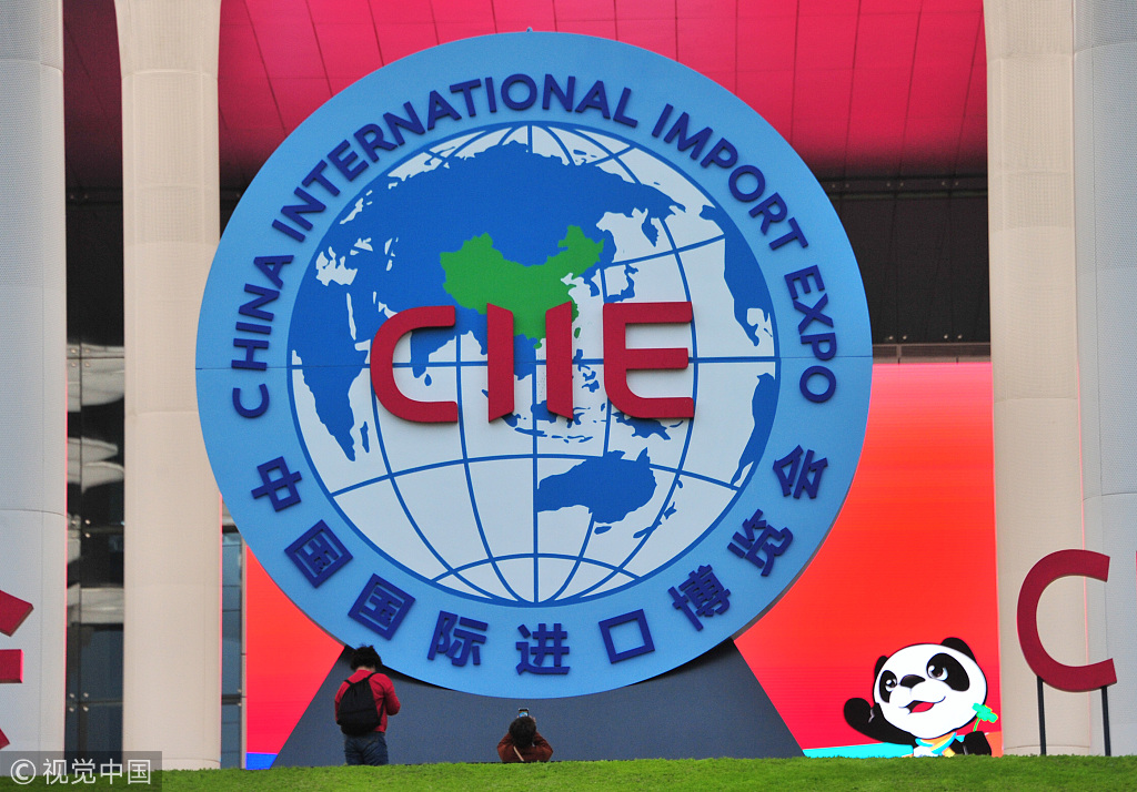 China Intl Import Expo could bolster China-India trade ties