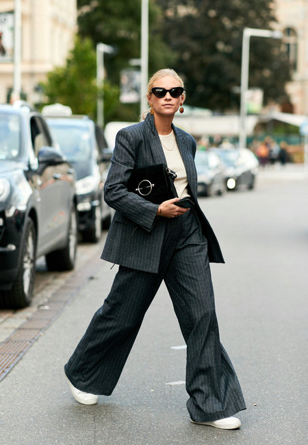 women in suits show your power and style chinadaily com cn