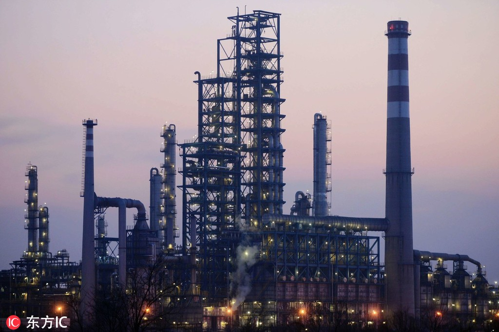 Petrochemical firms see bright prospects - USA - Chinadaily com cn