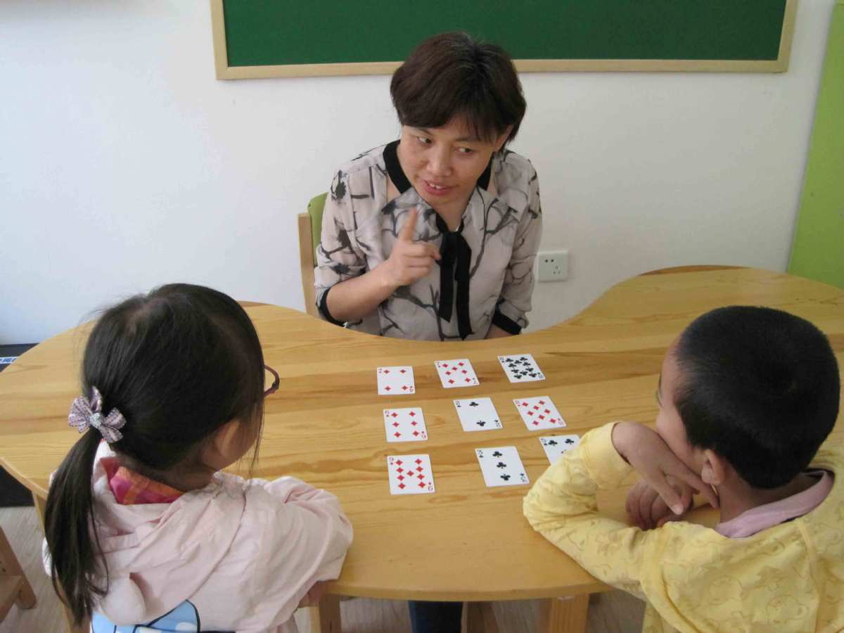 Special Education Training Efforts To >> Answering The Special Education Challenge Chinadaily Com Cn