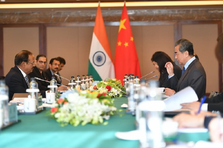 China, India reach important consensus on boundary issues: FM