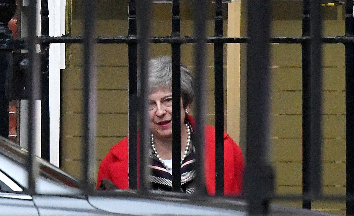 Date Set for Theresa May's Brexit Showdown With Hostile Parliament