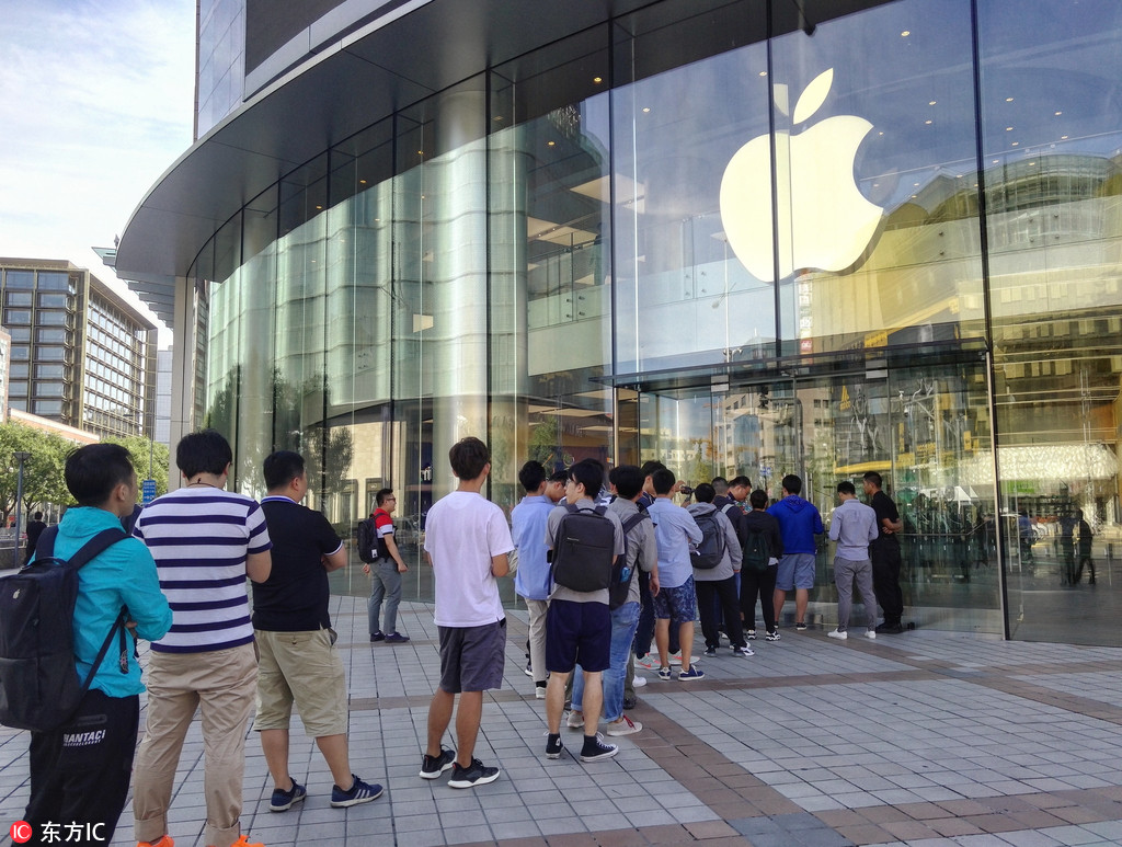 Apple facing 10% increase in products price ahead of US-China summit