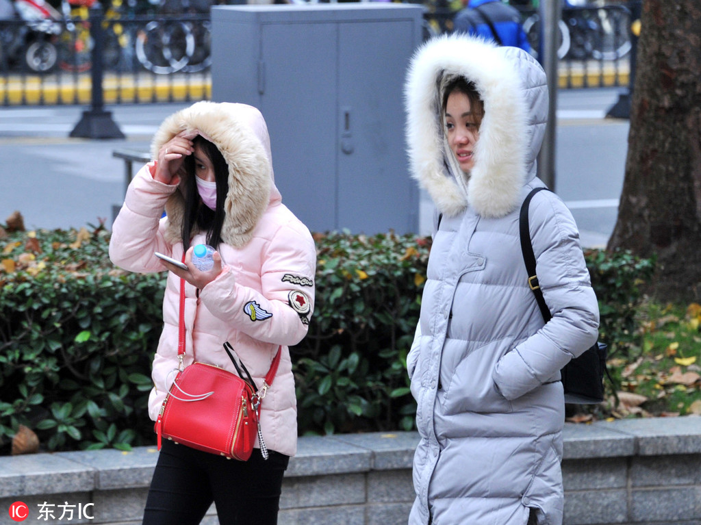 b310de404 Low temperature associated with increased death risk - Chinadaily.com.cn