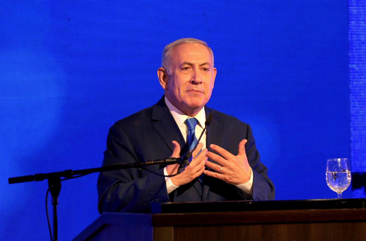 Israel Police Recommend Indicting Benjamin Netanyahu In Corruption Probe