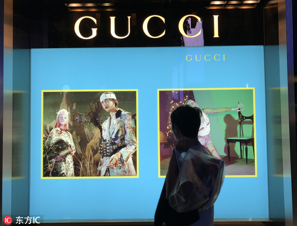 China to overtake US as world's biggest fashion market in 2019