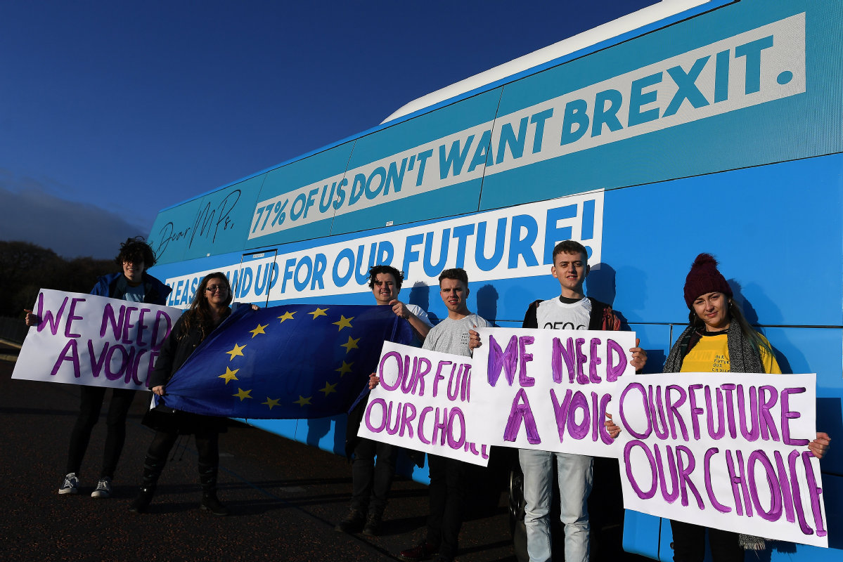 Brexit uncertainty is the only sure thing - World