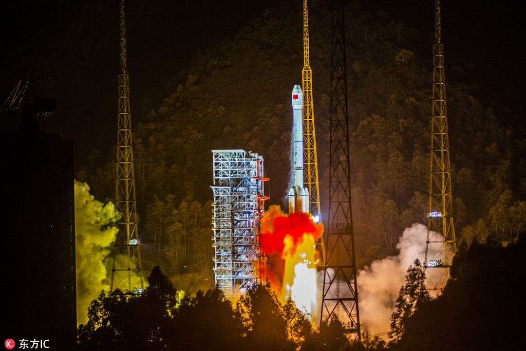 China's Chang'e-4 achieves lunar orbit