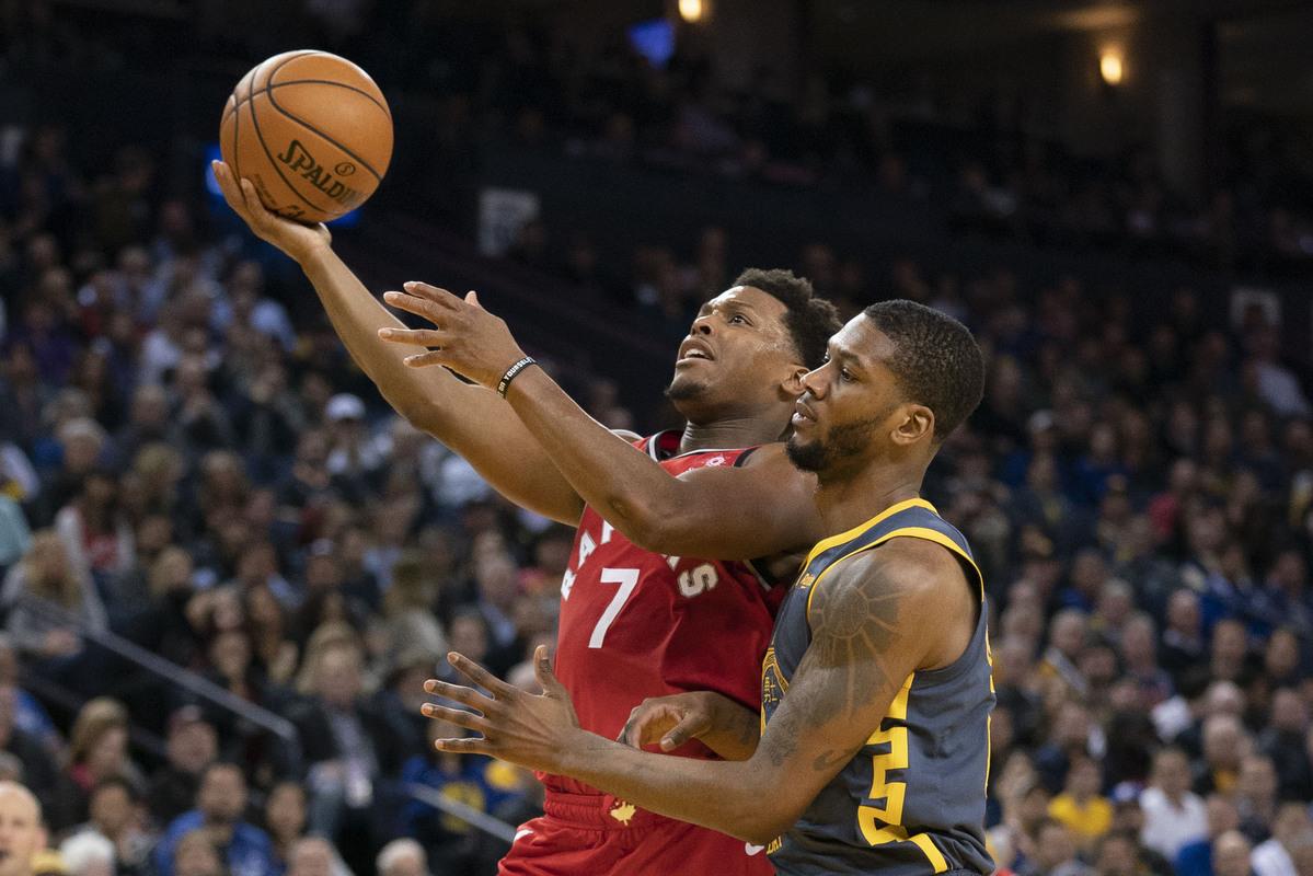 low priced 3f38b 7c189 Rampaging Raptors leave weary Warriors in whirl