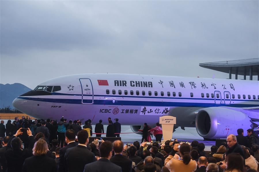 Boeing opens first 737 completion plant in China amid USA trade war