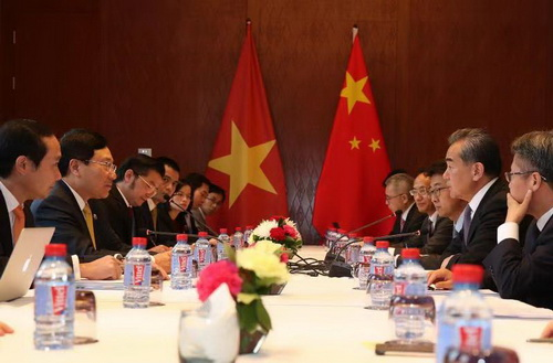 China, Vietnam vow to properly manage maritime issues - World