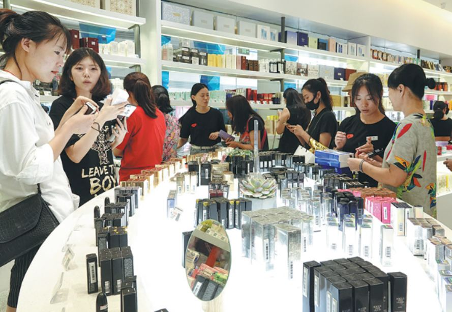 Online meets offline, as New Retail spreads