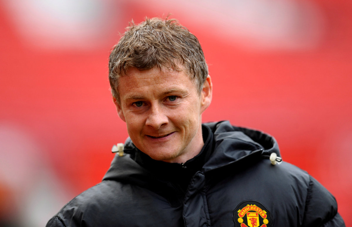 Manchester United appoint Solskjaer until end of season