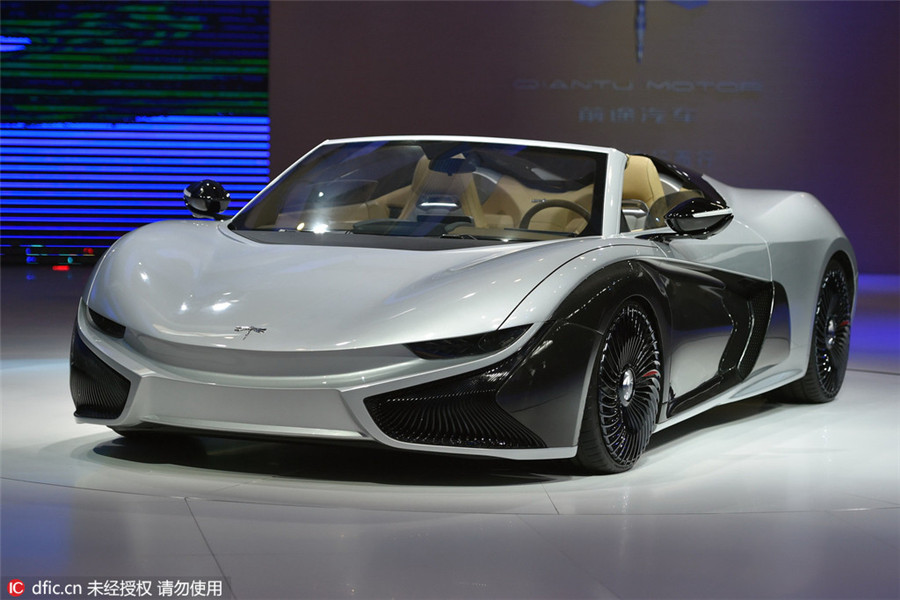 California Based Company To Co Develop Emble Market Chinese Luxury Electric Sports Car In Us