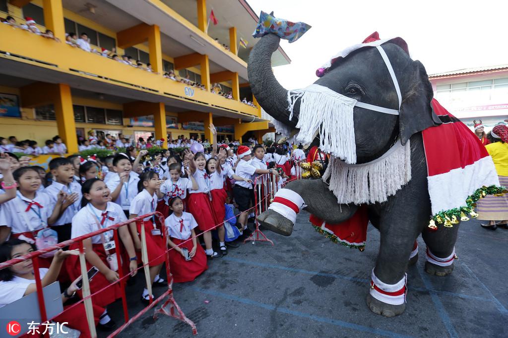 Christmas Celebrations Around The World Chinadaily Com Cn