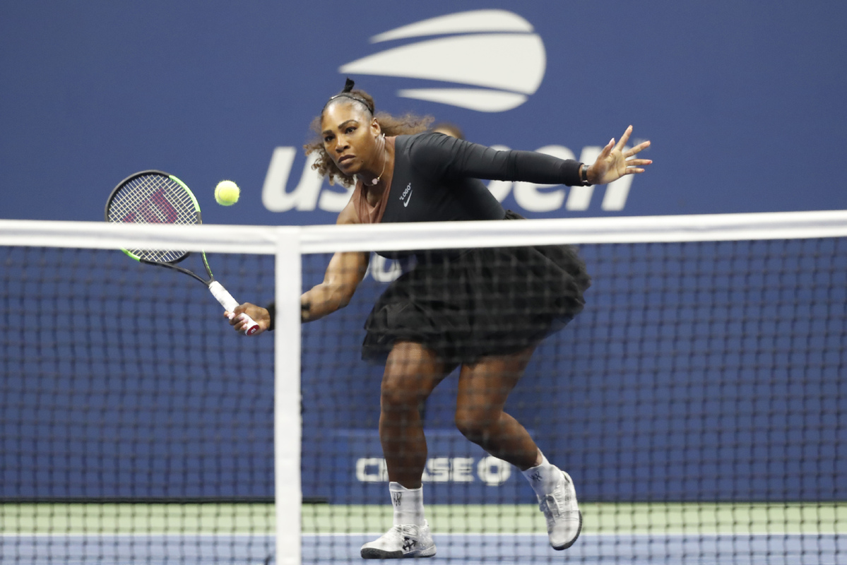 Serena Williams Is The Associated Press' Female Athlete Of The Year