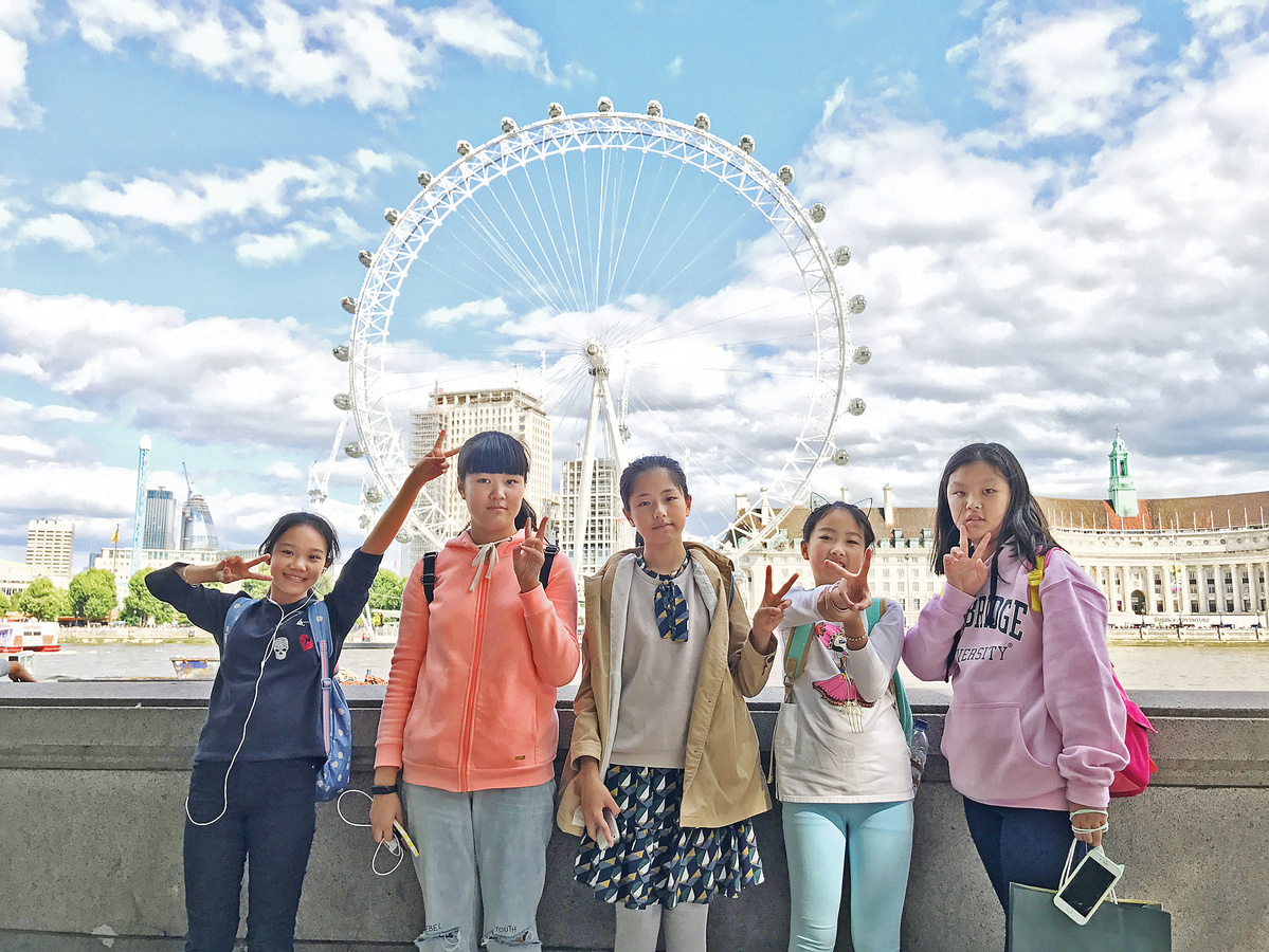 Why More And More Parents Are Opting >> More Chinese Parents Opting For Overseas Study Tours Says Ctrip