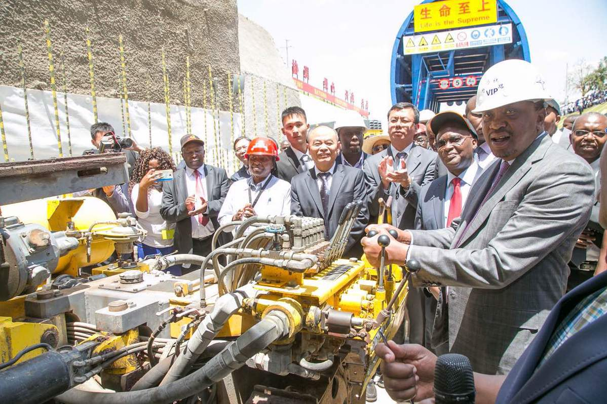 Kenya, China dismiss claims on Mombasa port 'takeover