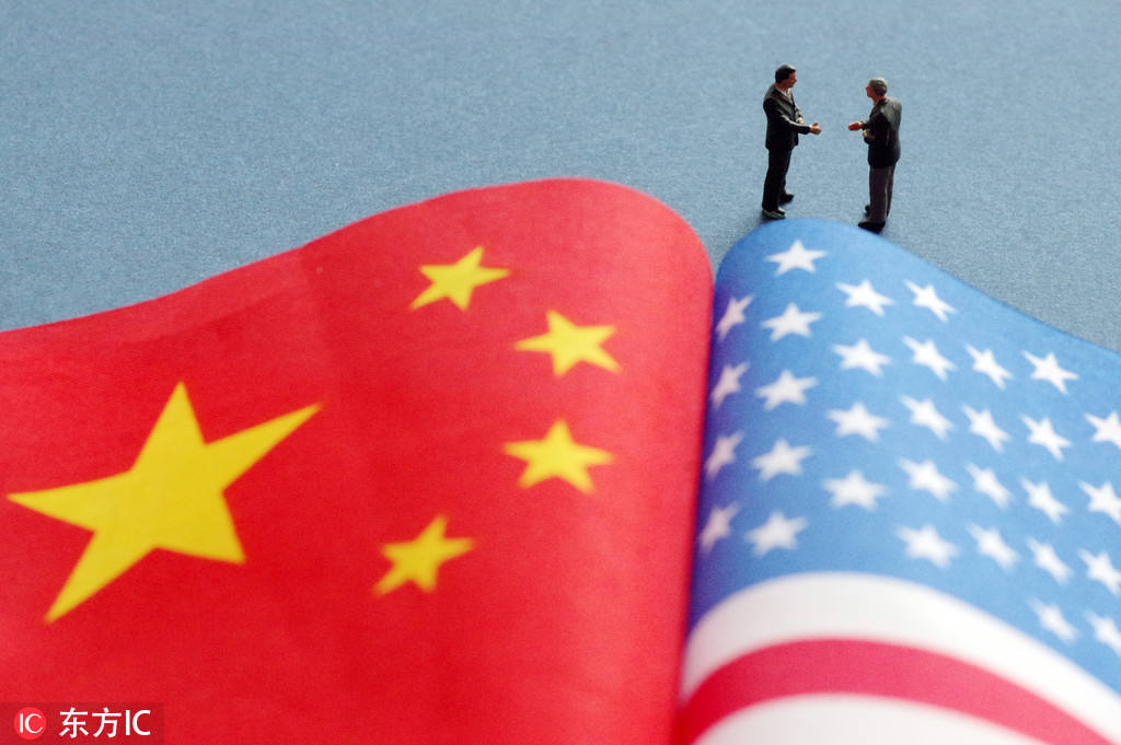 High Level Trade Talks With Us To Start Chinadailycomcn